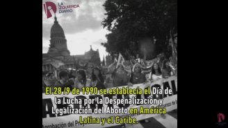 [VIDEO] A ganar las calles por el aborto legal seguro y gratuito - YouTube