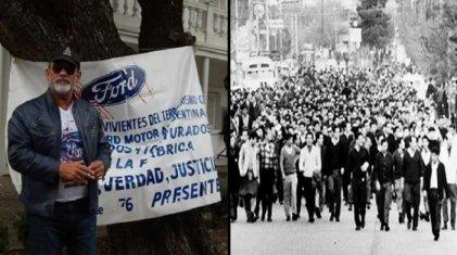 """Carlos Propato: """"A los gerentes de Ford los condenaron por nuestra lucha"""""""