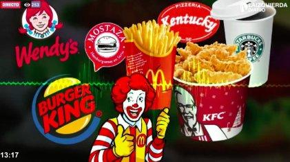 McDonald's precariza y recibe un combo de protestas en EE. UU. y Argentina