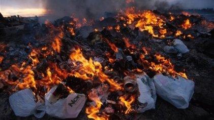 """Proyecto de incineración de basura: las políticas """"verdes"""" de Larreta"""