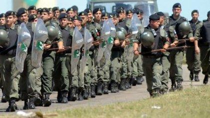 Weretilneck instalará un escuadrón de Gendarmería en General Roca