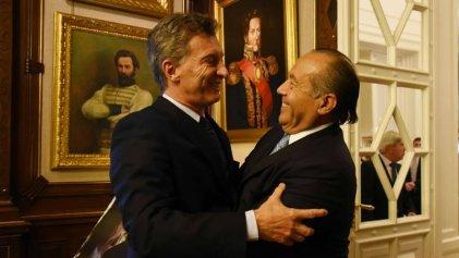 Adolfo Rodríguez Saá: el amigo puntano de Macri en el Senado