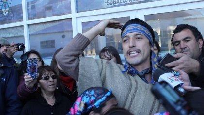 Jones Huala: rechazan la excarcelación y disponen prisión domiciliaria