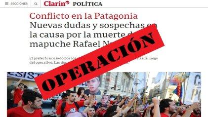 Caso Rafael Nahuel: científicos de Bariloche desmienten a Claudio Andrade y Clarín