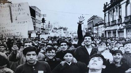 Cronología del 68 mexicano