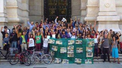 Ciudad Universitaria: presentaron recurso de amparo ambiental y colectivo para proteger Velatropa