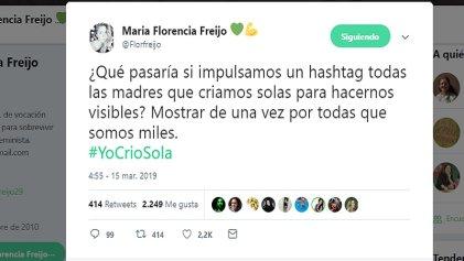 #YoCrioSola: el hashtag que evidencia la hipocresía del Estado y la realidad de miles de mujeres
