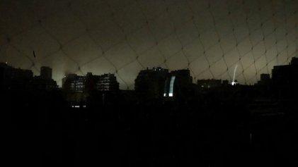 Más de 30.000 usuarios siguen sin luz en CABA y el conurbano bonaerense