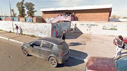Se incendió un aula de primaria en escuela pública de Ciudad Evita