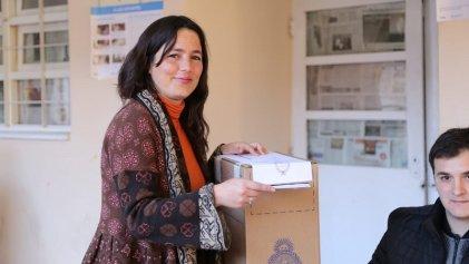 """Noelia Barbeito: """"Esperamos que en Mendoza se vote pensando en el futuro, sin resignación"""""""