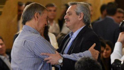 Alberto Fernández en Córdoba: misa, café con Schiaretti y fuego amigo