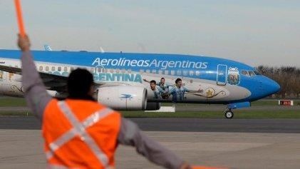 Paritarias en Aerolíneas: el futuro llegó hace rato