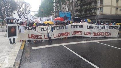 Gatillo fácil: familiares y amigos de Ángel Bramajo movilizaron contra las causas armadas