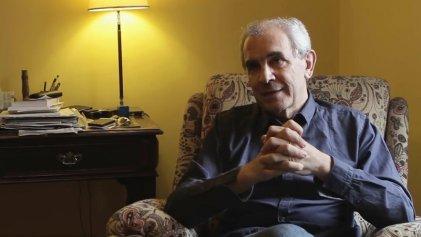 """Enrique Stola: """"Es tradición en la Iglesia católica destruir los cuerpos"""""""