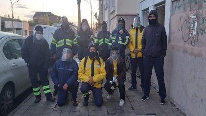 Trabajadores del Correo Argentino piden en asamblea que se realice el test por posible contagio