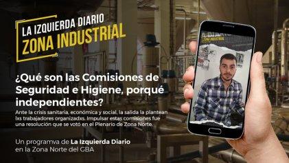 [Zona industrial] ¿Qué son las comisiones de seguridad e higiene independientes?