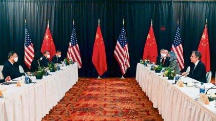 Cumbre entre EE. UU. y China: la puesta en escena de un conflicto estratégico