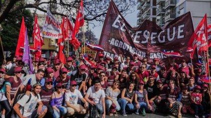 Trabajadores aeronáuticos invitan a la marcha del 20 de diciembre