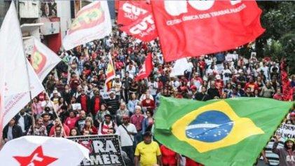 Organizar a miles de trabajadores para tirar abajo las reformas de Temer