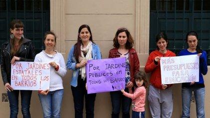 En La Plata la mitad de los chicos no tiene vacantes en los jardines