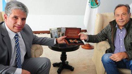 """Lanata en la """"Cataluña argentina"""""""