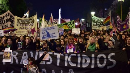 [VIDEO] Marcha del Orgullo: contra la represión y la contrarreforma de Cambiemos, la furia en la calle