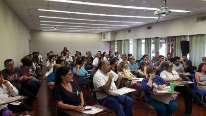Trabajadores del Hospital Garrahan se manifiestan contra la reforma laboral
