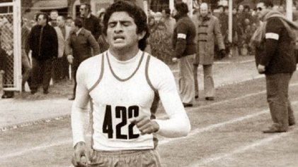 A 40 años de la desaparición del atleta Miguel Sánchez