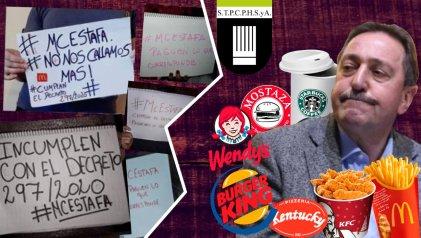 La juventud se organiza y las empresas atacan: el sindicato de Pasteleros, ¿de qué lado está?