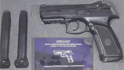 Blindaje represivo: llegan a Tucumán las armas que Manzur compró al Estado de Israel