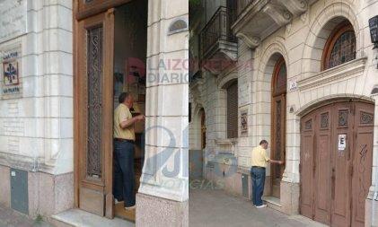 """La """"suite"""" del abusador: Eduardo Lorenzo alojado en sede de Cáritas"""