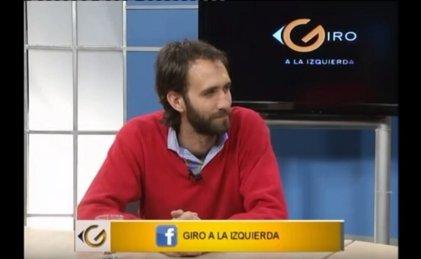 """Javier Musso: """"La izquierda puede entrar al Concejo en la ciudad de Córdoba"""""""