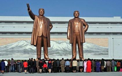 Un trotskista en Corea del Norte