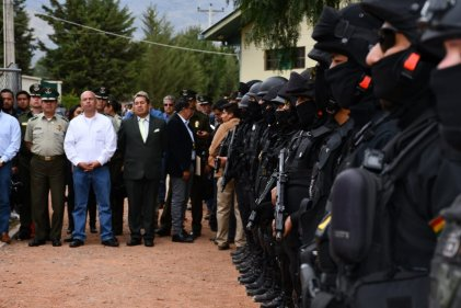 Bolivia: el golpismo acude a Israel, buscando adiestramiento militar