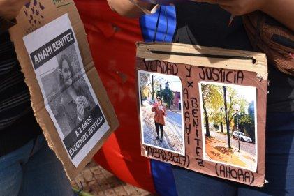 Lomas de Zamora: les pibes coparon las calles en el inicio del juicio oral por el femicidio de Anahí
