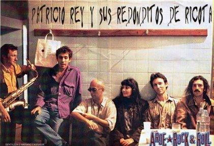 Nacimiento de Los Redondos: esto es efímero, como corre el tiempo...