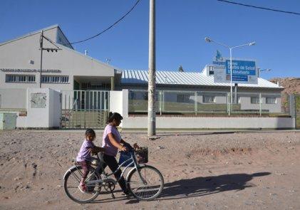 Salud Neuquén: trabajadoras y pacientes contra la violencia hacia las mujeres