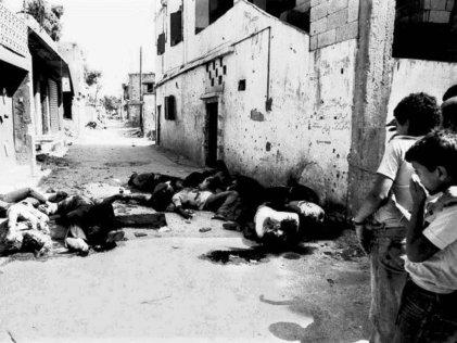 Sabra y Chatila: una masacre impune