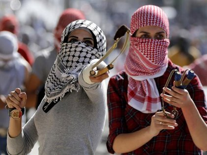 #ResistePalestina: ¿los cuchillos de una nueva Intifada?