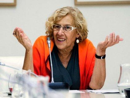 Carmena: los presupuestos 2016 y la fidelidad a las imposiciones de Rajoy y la Troika