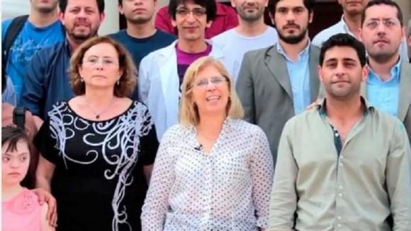 Cruces por el apoyo de Bardón a Scioli, la izquierda por el voto en blanco