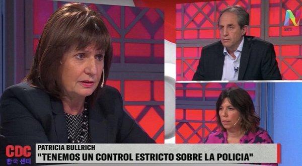 """Bullrich: """"Luciano Arruga fue una construcción como quisieron hacer con el caso Maldonado"""""""