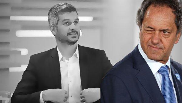 """Gran acuerdo nacional: Bregman acusó a Scioli de """"hacerle el juego a la derecha"""""""