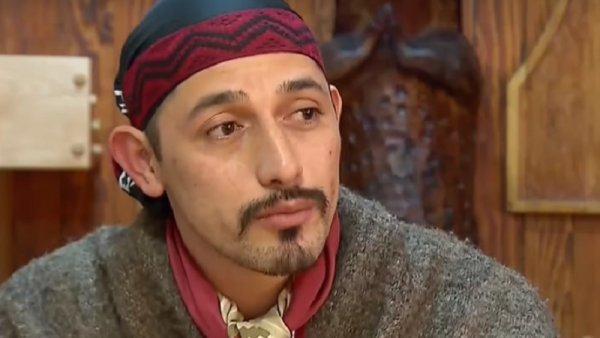 """Habla Jones Huala: """"Decir que somos terroristas es de ignorantes o de terratenientes"""""""