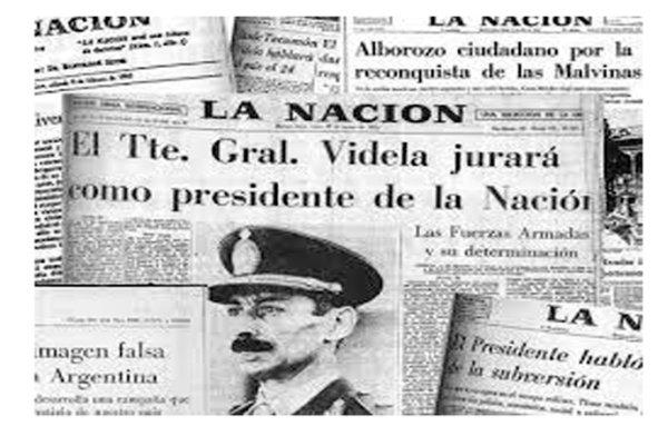 La prensa y la dictadura: una estrecha relación bajo la lupa