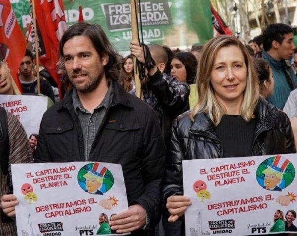 ¿Qué propone la izquierda de Nicolás del Caño frente a la crisis climática y ecológica global?